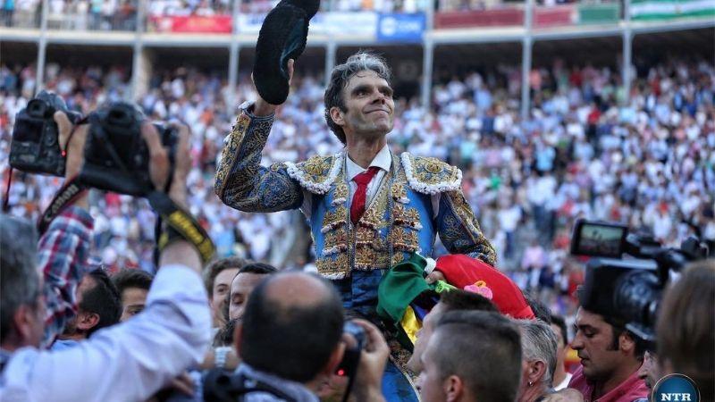 Festival de trofeos en Granada